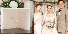 yan.vn - tin sao, ngôi sao - Thực đơn đãi tiệc cưới của em trai Minh Hằng và vợ hot girl có gì hấp dẫn?