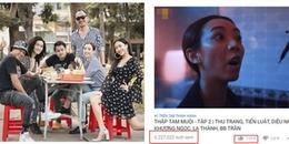 Sau 1 ngày lên sóng tập 2, 'Thập tam muội' của Thu Trang cán mốc hơn 6 triệu lượt xem