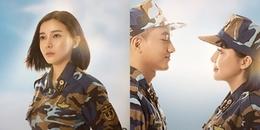 Cao Thái Hà gặp khó khăn khi đóng cảnh tình tứ với Hữu Vi trong 'Hậu duệ mặt trời'