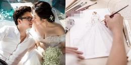 yan.vn - tin sao, ngôi sao - Hé lộ váy cưới khủng, đính 20.000 viên pha lê Tú Anh sẽ diện trong ngày cưới