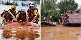 Lào công bố con số chính thức về số người chết và mất tích sau thảm họa vỡ đập thủy điện