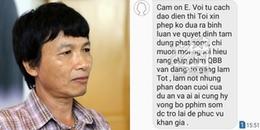 Đạo diễn Mai Hồng Phong chính thức lên tiếng, úp mở về số phận 'Quỳnh búp bê'