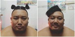 Chùm ảnh chứng minh vợ là nhà tạo mẫu tóc 'đáng sợ' nhất của chồng khiến CĐM không nhịn được cười