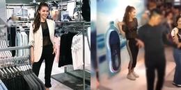 Fan phấn khích khi Minh Tú bất ngờ nhảy cùng Chi Pu bài hit 'Đóa hoa hồng'