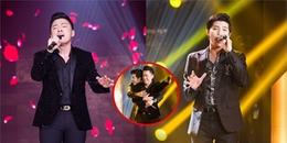 Lam Trường - Noo Phước Thịnh 'đốn tim' fan vì sự ăn ý trong giọng hát khi lần đầu song ca