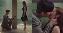 Cầu hôn siêu cấp lãng mạn, Phó chủ tịch Lee khiến Thư kí Kim hạnh phúc rớt nước mắt
