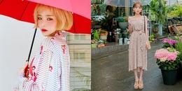 Đã vào mùa mưa, bạn nên bỏ túi ngay những mỹ phẩm giúp layout make-up lâu trôi, cực bền