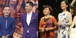 Đi thi gameshow hát, Hồng Nhung lại thất bại trước đàn em Hồ Trung Dũng