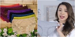 Cùng beauty blogger Trinh Phạm xem mình cần loại quần lót nào để không phải xấu mặt vì nội y