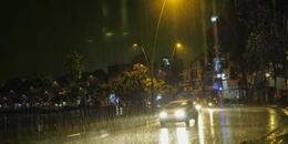 Cơn bão số 3 đổ bộ: Các tỉnh Thanh Hóa, Nghệ An và Hà Tĩnh mưa lớn, gió giật mạnh