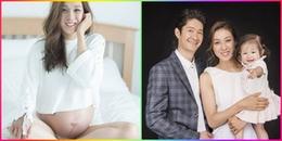 yan.vn - tin sao, ngôi sao - Chung Gia Hân khoe ảnh bụng bầu và tiết lộ về giới tính thiên thần nhí sắp chào đời