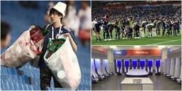 4 lần người Nhật khiến cho cả thế giới ngưỡng mộ vì hành động của mình tại World Cup 2018