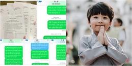 Diễn viên nhí 'Ông ngoại tuổi 30' bản Việt mất tích, mẹ tố bố bắt con, bố tố mẹ bạo hành và lạm dụng