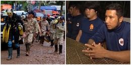 Cận cảnh thợ lặn lách người qua khe hẹp trong hang Tham Luang và lời kể của những 'người hùng'