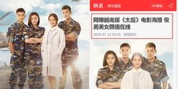 Netizen xứ Trung nói gì về dàn diễn viên 'Hậu duệ Mặt trời' phiên bản Việt?