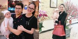 yan.vn - tin sao, ngôi sao - Lộ diện con gái đáng yêu của Á hậu Việt Nam 2012 và chồng đại gia