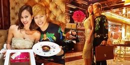 yan.vn - tin sao, ngôi sao - Nathan Lee tổ chức sinh nhật sang trọng cho MC Phương Mai tại nhà hàng 5 sao