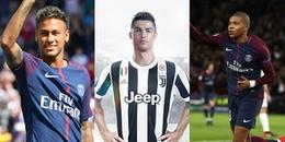 Bán Ronaldo cho Juventus, Real Madrid 'mơ' Galacticos 3.0?