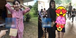 yan.vn - tin sao, ngôi sao - Đang quay Hậu duệ Mặt trời phiên bản Việt, Nhã Phương vẫn đi học khoá tu