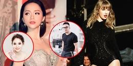 Hương Giang cao tay mượn hẳn lời Taylor Swift đáp trả NTK Hà Duy, Á khôi Phạm Hoàng Yến