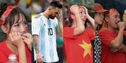 yan.vn - tin sao, ngôi sao - Phản ứng của sao Việt khi Messi về nước, tuột mất ngôi vô địch World Cup mùa cuối cùng?
