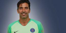 CHÍNH THỨC: Gianluigi Buffon gia nhập PSG