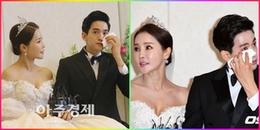 yan.vn - tin sao, ngôi sao - Chồng kém 17 tuổi của mỹ nhân Hàn Shim Mina khóc nức nở trong đám cưới