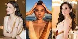 Cái kết nào cho Võ Hoàng Yến khi diện váy 'đụng hàng' loạt mỹ nhân Việt?