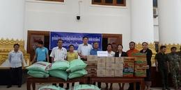 Đại sứ VN tại Lào: 15 gia đình người Việt đã an toàn