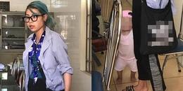 Hai mẹ con 'hotgirl' Bella được gia đình đưa vào bệnh viện tâm thần