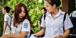 Nhiều bài thi trắc nghiệm THPT quốc gia đạt điểm 10