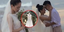 Hé lộ váy cưới mà Á quân Vietnam Idol 2012 sẽ diện trong đám cưới với chồng kiến trúc sư