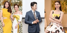 yan.vn - tin sao, ngôi sao - Dàn sao Việt diện váy áo lộng lẫy dự sự kiện cùng tài tử Kwon Sang Woo, sốc nhất là Khánh My