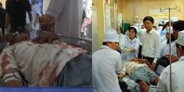 Phút kinh hoàng 'ngáo đá' gặp đâu chém đó khiến 11 người thương vong