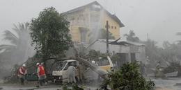 CẢNH BÁO: Áp thấp nhiệt đới gần bờ có thể mạnh lên thành bão, giật cấp 10