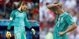 Đội hình gây thất vọng nhất World Cup 2018: Khi những vì tinh tú vụt tắt trên đất Nga