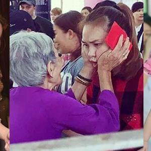 Loạt ca sĩ Việt giản dị làm từ thiện chỉ có Mỹ Tâm được chú ý bởi điều này