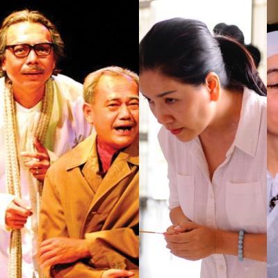 Xúc động trước những kỷ niệm của các đồng nghiệp khi nhắc về cố nghệ sỹ Thanh Hoàng