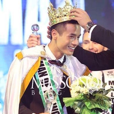 Sở hữu body thế này, hỏi sao đại diện Việt Nam không đăng quang Man of The World 2018