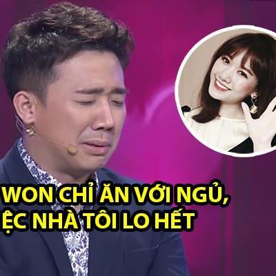 Trấn Thành tiết lộ: