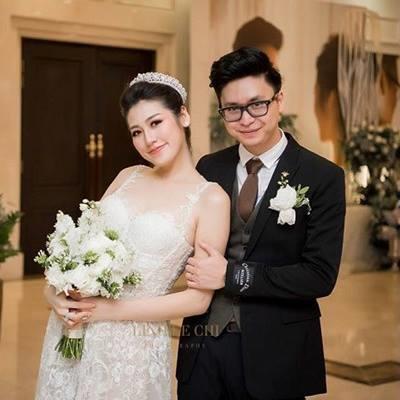 Văn Mai Hương làm gì trong ngày tình cũ kết hôn với Á hậu Tú Anh?