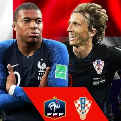 22h00' ngày 15/7/2018, Pháp vs Croatia: Duyên nợ 20 năm đã đến lúc định đoạt!