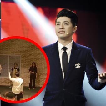 Rò rỉ clip Noo Phước Thịnh nghiêm khắc, lớn tiếng dạy học trò The Voice