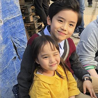 Không phải Phó chủ tịch - Thư kí Kim, đây mới là cặp đôi đáng yêu nhất bộ phim