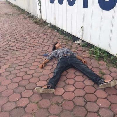 Hà Nội: Người đàn ông đi xin việc làm bị ngất giữa đường vì quá đói và mệt nhận được cái kết bất ngờ
