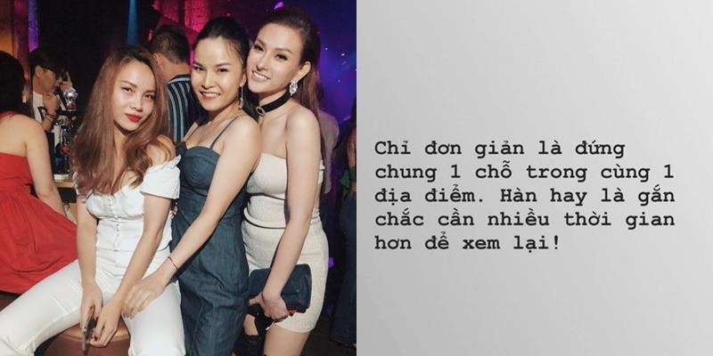 yan.vn - tin sao, ngôi sao - Giữa nghi án làm lành với Thu Thủy sau 10 năm, Yến Trang đăng đàn bức xúc
