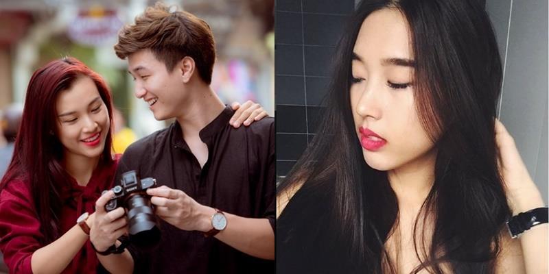 yan.vn - tin sao, ngôi sao - Người yêu mới của Huỳnh Anh lên tiếng khi bạn trai vẫn giữ ảnh của Hoàng Oanh sau chia tay?