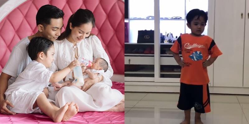 yan.vn - tin sao, ngôi sao - Chỉ mới 3 tuổi con trai nhà Khánh Thi - Phan Hiển nhảy dancesport siêu dẻo khiến người xem trầm trồ