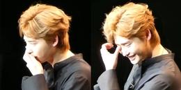 Fan xúc động khi thấy Lee Jong Suk bật khóc nức nở tại buổi họp fan cuối cùng trước khi nhập ngũ