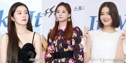 Bộ 3 nữ thần Irene - Tzuyu - Nancy đọ sắc trên thảm đỏ chiều nay, dân mạng bổ mắt vì đẹp gái cả dàn